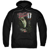 Wizard of Oz I Like Your Shoes Adult Pullover Hoodie Sweatshirt Black