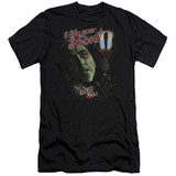 Wizard of Oz I Like Your Shoes S/S Adult 30/1 T-Shirt Black