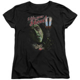 Wizard of Oz I Like Your Shoes S/S Women's T-Shirt Black