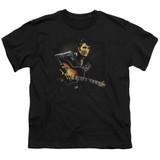 Elvis Presley 1968 Youth T-Shirt Black