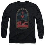 Empire of the Sun Balance Long Sleeve Adult T-Shirt Black