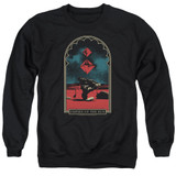 Empire of the Sun Balance Adult Crewneck Sweatshirt Black