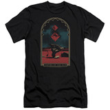 Empire of the Sun Balance Premium Adult 30/1 T-Shirt Black