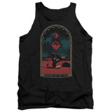 Empire of the Sun Balance Adult Tank Top T-Shirt Black