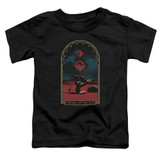 Empire of the Sun Balance Toddler T-Shirt Black