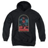 Empire of the Sun Balance Youth Pullover Hoodie Sweatshirt Black