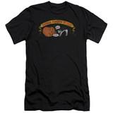Frank Zappa Barking Pumpkin Adult 30/1 T-Shirt Black