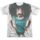 Frank Zappa Lumpy Gravy Adult Sublimated T-Shirt White