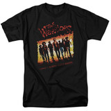 The Warriors One Gang S/S Adult 18/1 T-Shirt Black