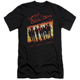 The Warriors One Gang S/S Adult 30/1 T-Shirt Black