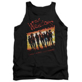 The Warriors One Gang Adult Tank Top Black