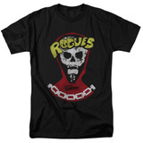 The Warriors The Rogues S/S Adult 18/1 T-Shirt Black