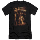 The Warriors 9 Warriors S/S Adult 30/1 T-Shirt Black