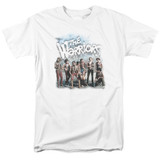 The Warriors Amusement S/S Adult 18/1 T-Shirt White
