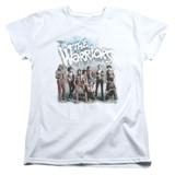 The Warriors Amusement S/S Women's T-Shirt White