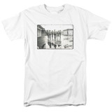 The Warriors Rolling Deep S/S Adult 18/1 T-Shirt White