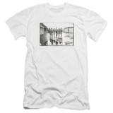 The Warriors Rolling Deep Premium Canvas Adult Slim Fit 30/1 T-Shirt White