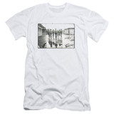 The Warriors Rolling Deep S/S Adult 30/1 T-Shirt White