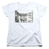 The Warriors Rolling Deep S/S Women's T-Shirt White