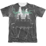 Jane's Addiction Nothing's Shocking Adult Sublimated T-Shirt White