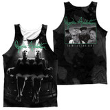 Jane's Addiction Nothing's Shocking (Front/Back Print) Adult Sublimated Tank Top T-Shirt White