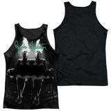 Jane's Addiction Nothing's Shocking Adult Sublimated Tank Top T-Shirt White/Black