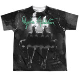 Jane's Addiction Nothing's Shocking Youth Sublimated Crew T-Shirt White