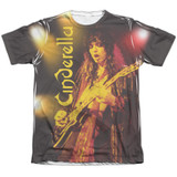 Cinderella Live Show Adult Sublimated T-Shirt White