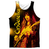 Cinderella Live Show Adult Sublimated Tank Top T-Shirt White