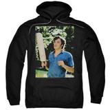 Dazed and Confused Obannion Adult Pullover Hoodie Sweatshirt Black