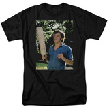 Dazed and Confused Obannion S/S Adult 18/1 T-Shirt Black