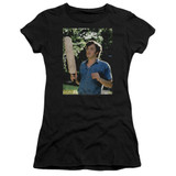 Dazed and Confused Obannion S/S Junior Women's T-Shirt Sheer Black