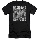 Dazed and Confused Rock On S/S Adult 30/1 T-Shirt Black