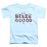 E.T. The Extra Terrestrial Be Good S/S Toddler T-Shirt Light Blue