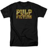 Pulp Fiction Pulp Logo S/S Adult 18/1 T-Shirt Black