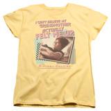 Sixteen Candles Grandmother S/S Women's T-Shirt Banana