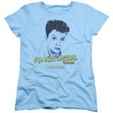 Sixteen Candles Stud S/S Women's T-Shirt Light Blue