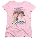 Sixteen Candles Panties S/S Women's T-Shirt Pink