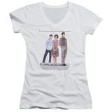 Sixteen Candles Poster Junior Women's T-Shirt V-Neck White