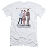 Sixteen Candles Poster S/S Adult 30/1 T-Shirt White