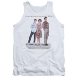 Sixteen Candles Poster Adult Tank Top White