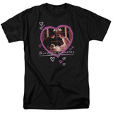 Sixteen Candles Candles S/S Adult 18/1 T-Shirt Black