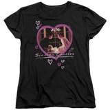 Sixteen Candles Candles S/S Women's T-Shirt Black