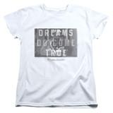 Sixteen Candles Dreamers S/S Women's T-Shirt White