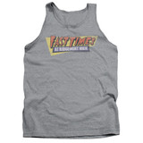 Fast Times at Ridgemont High Distressed Logo Adult Tank Top Athletic Heather