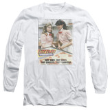 Fast Times at Ridgemont High Fast Carrots Long Sleeve Adult 18/1 T-Shirt White