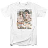 Fast Times at Ridgemont High Fast Carrots S/S Adult 18/1 T-Shirt White