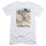 Fast Times at Ridgemont High Fast Carrots S/S Adult 30/1 T-Shirt White