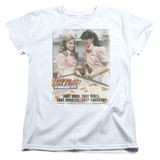 Fast Times at Ridgemont High Fast Carrots S/S Women's T-Shirt White