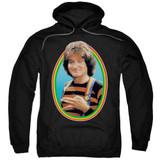 Mork & Mindy Mork Adult Pullover Hoodie Sweatshirt Black